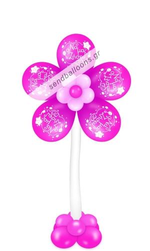 Λουλούδι γέννησης φούξια, να μας ζήσει