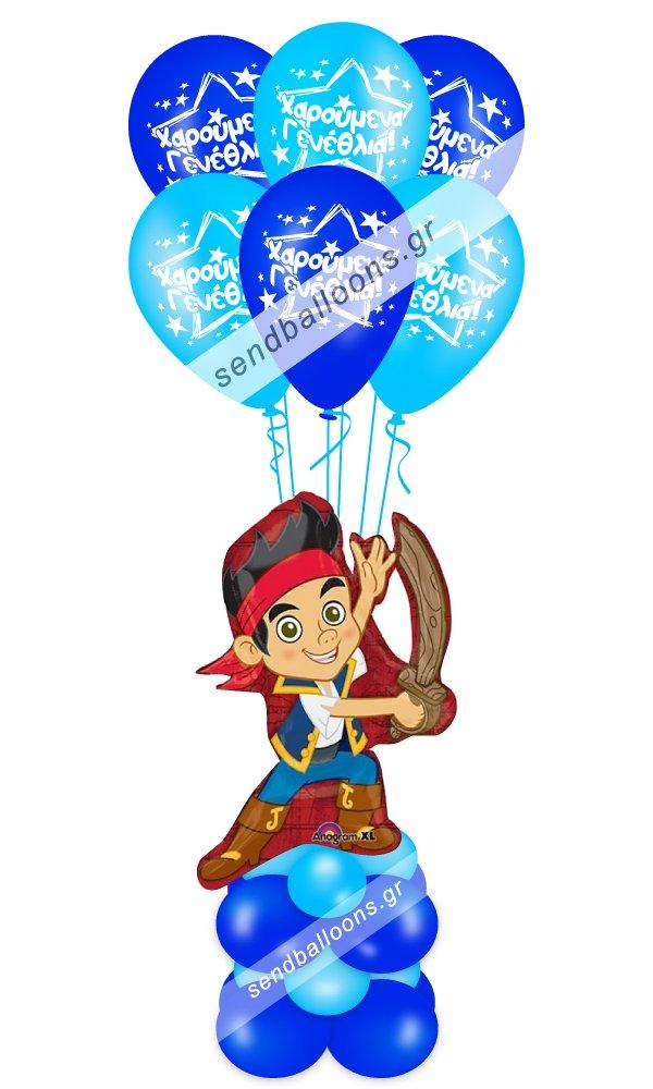 Φιγούρα μπαλόνι Jake