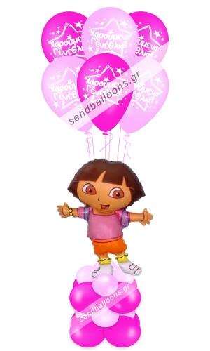 Φιγούρα μπαλόνι Ντόρα