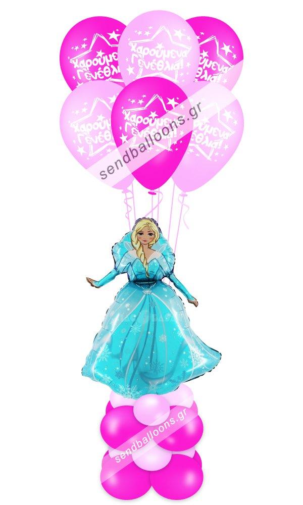 Φιγούρα μπαλόνι Έλσα