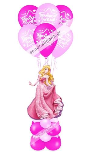 Φιγούρα μπαλόνι Ωραία Κοιμωμένη