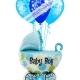 Μπαλόνι καροτσάκι γέννησης baby boy