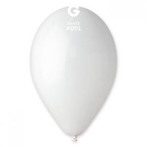 Μπαλόνι άσπρο 9 ιντσών