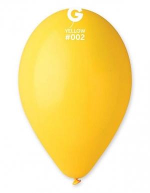 Μπαλόνι κίτρινο 12 ιντσών