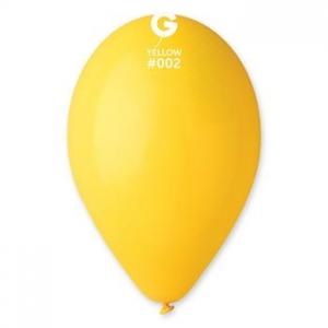 Μπαλόνι κίτρινο 9 ιντσών