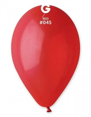 Μπαλόνι κόκκινο 12 ιντσών