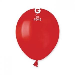 Μπαλόνι κόκκινο 5 ιντσών