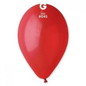 Μπαλόνι κόκκινο 9 ιντσών