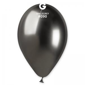 Μπαλόνι λαμπερό γκρι 13 ιντσών