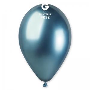 Μπαλόνι λαμπερό μπλε 13 ιντσών