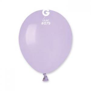 Μπαλόνι λιλά 5 ιντσών