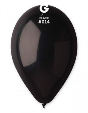 Μπαλόνι μαύρο 12 ιντσών