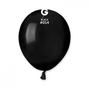 Μπαλόνι μαύρο 5 ιντσών