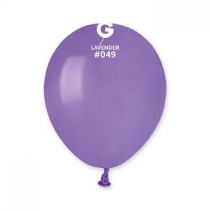 Μπαλόνι μωβ 5 ιντσών
