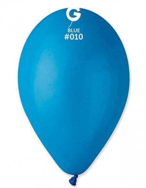 Μπαλόνι μπλε 12 ιντσών