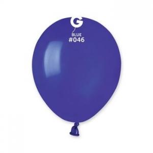 Μπαλόνι μπλε σκούρο 5 ιντσών