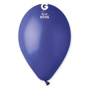Μπαλόνι μπλε σκούρο 9 ιντσών