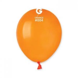 Μπαλόνι πορτοκαλί 5 ιντσών