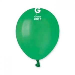 Μπαλόνι πράσινο σκούρο 5 ιντσών