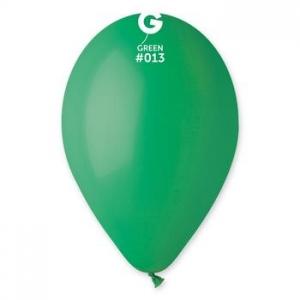 Μπαλόνι πράσινο σκούρο 9 ιντσών
