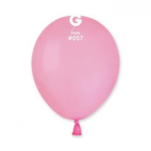 Μπαλόνι ροζ 5 ιντσών