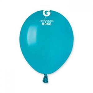 Μπαλόνι τυρκουάζ 5 ιντσών