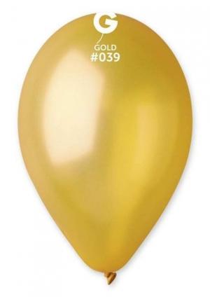 Μπαλόνι χρυσό 12 ιντσών