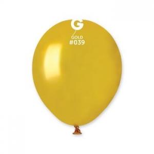 Μπαλόνι χρυσό 5 ιντσών