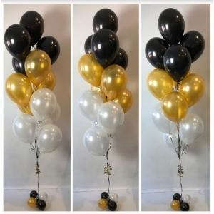 Μπαλόνια μονόχρωμα 12 ιντσών