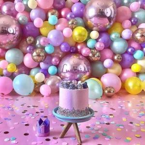 Μπαλόνια μονόχρωμα 9 ιντσών